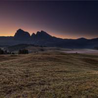 Seiseralm Südtirol HDR