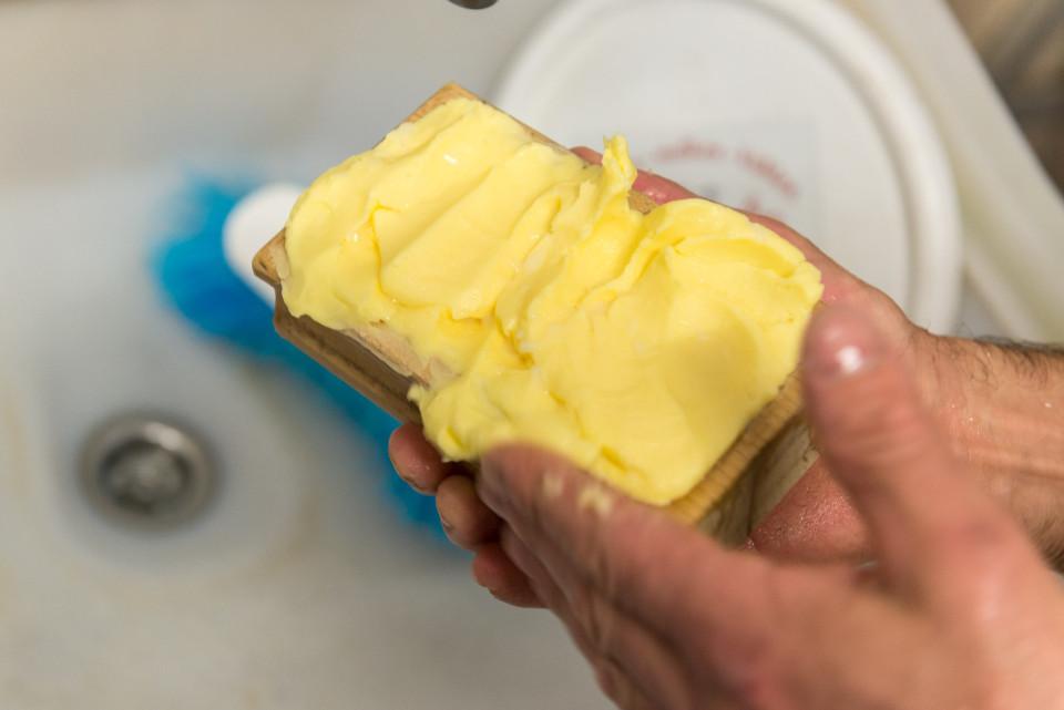 Butter Pinzgau Beer Cheese Schaunberghof Niedernsill
