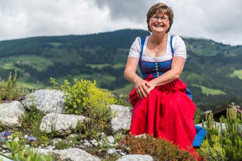 Hollersbach herbs herbal garden national parc Hohe Tauern
