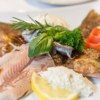 Gasthof Kröll Niedernsill smoked fish