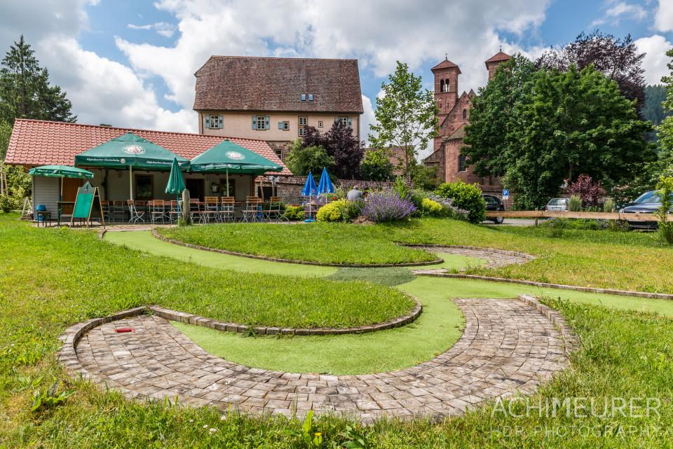 Minigolf Klosterreichenbach