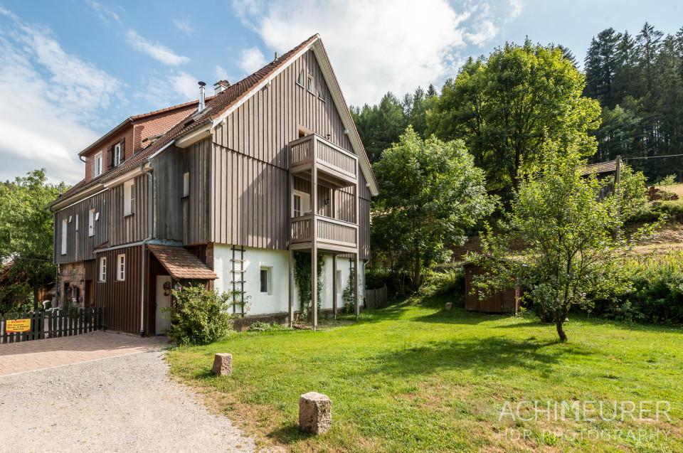 Forsthaus Mittellangenbach