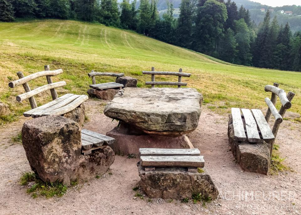 Schwarzenberg Weinbrunnen Woche7 Schwarzwald Walz