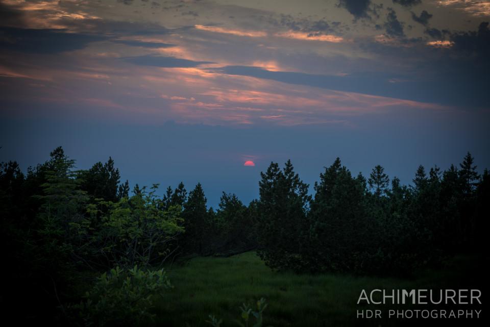 Sonnenuntergang-Schliffkopf-Schwarzwald-Hochstrasse-2