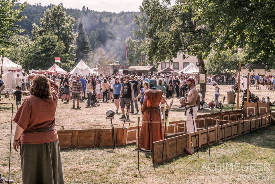 Mittelaltermarkt Neuenbürg