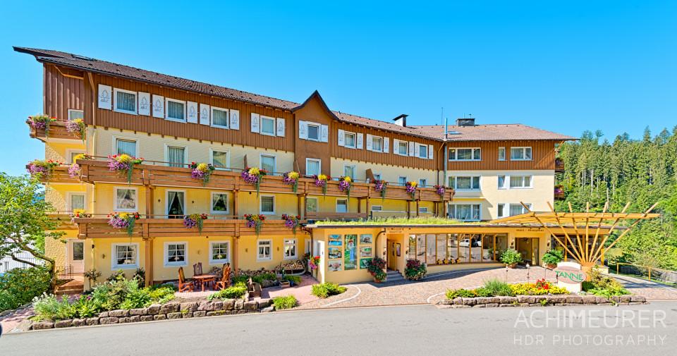 Wellnesshotel Tanne Tonbach