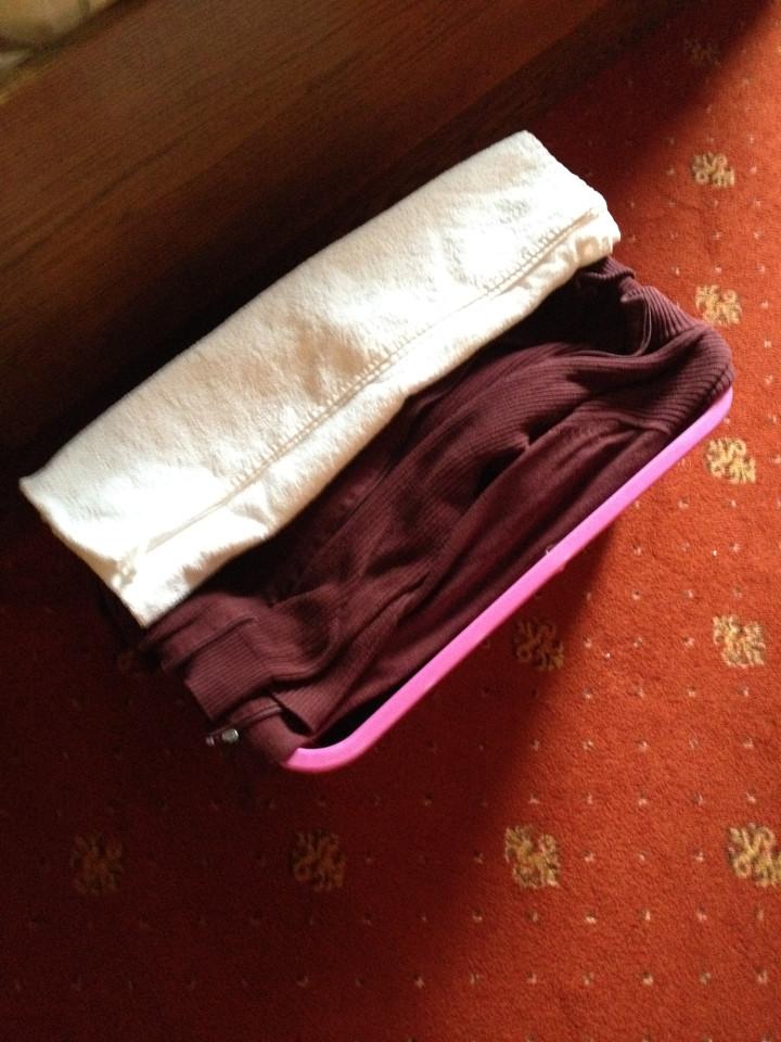Wäscheservice - alles fix und fertig