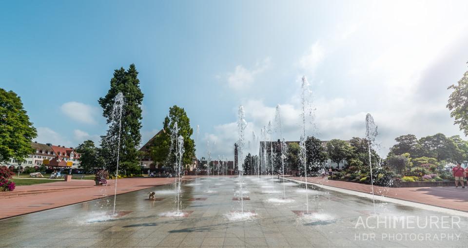 Freudenstadt Stadtrundgang