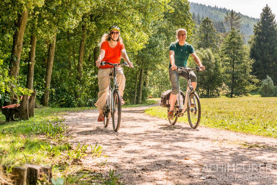 E-Bike Tour durch das Sankenbachtal