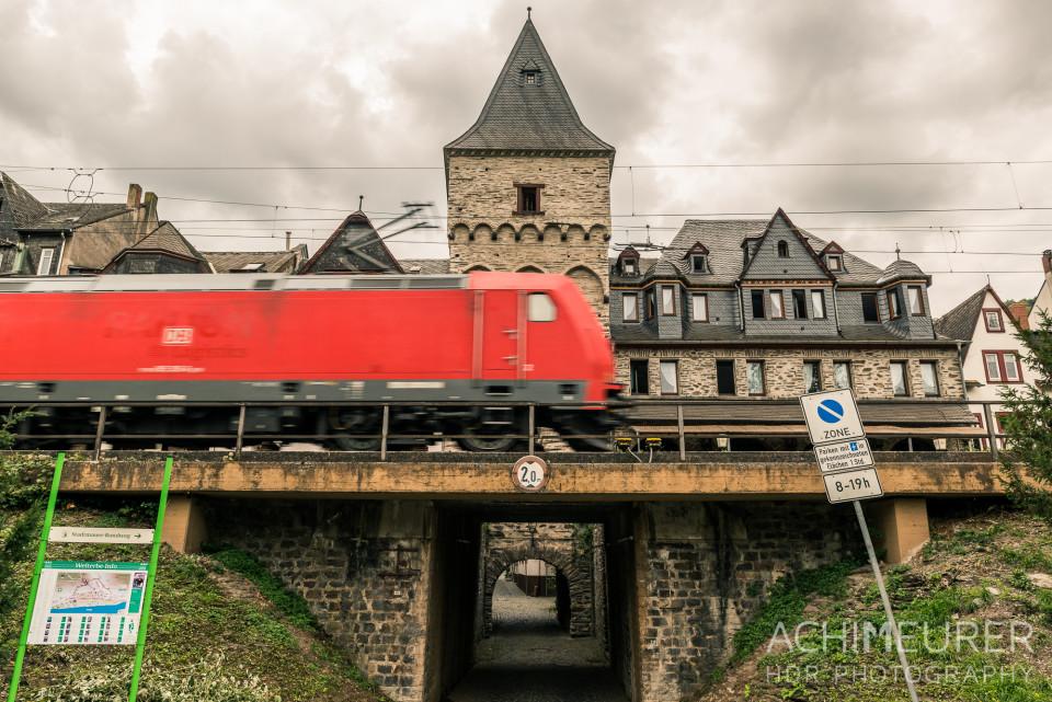 Bacherach am Mittelrhein