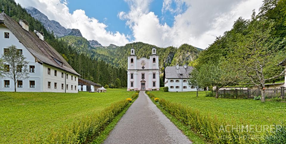 Die Kirche Maria Kirchental
