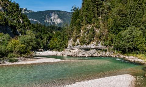 Woche 16 und 17: Salzburger Saalachtal