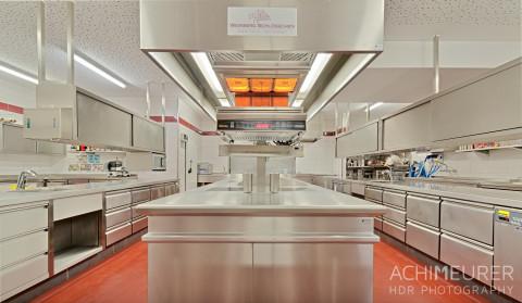 Die neue Küche im Weinberg-Schlösschen