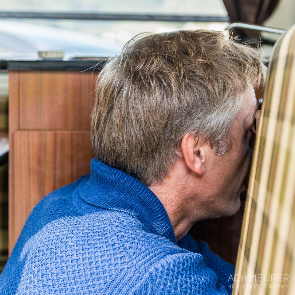 Peter vom Fotoshooting im PeterVan