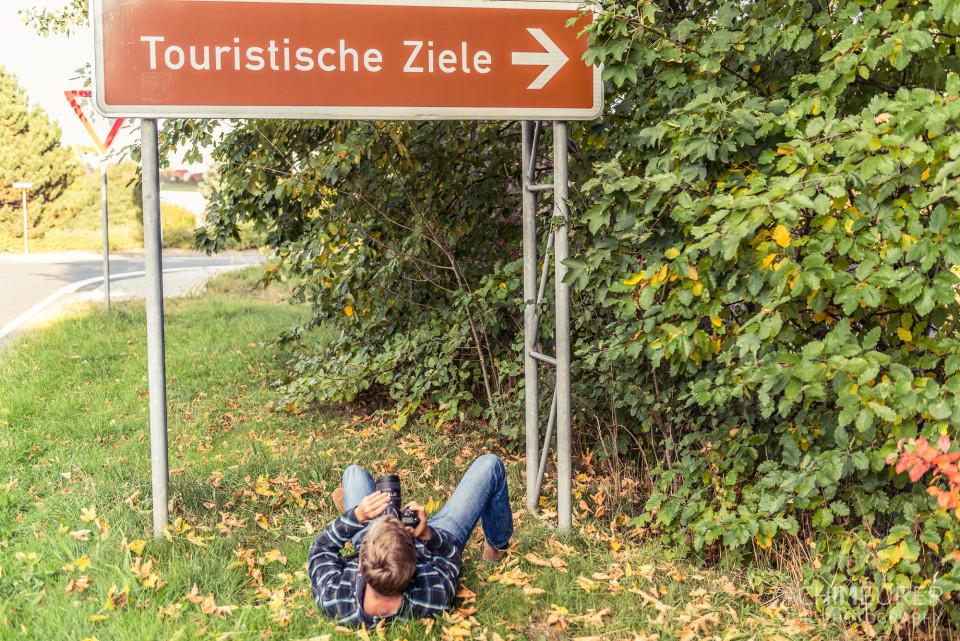 Die touristischen Ziele!