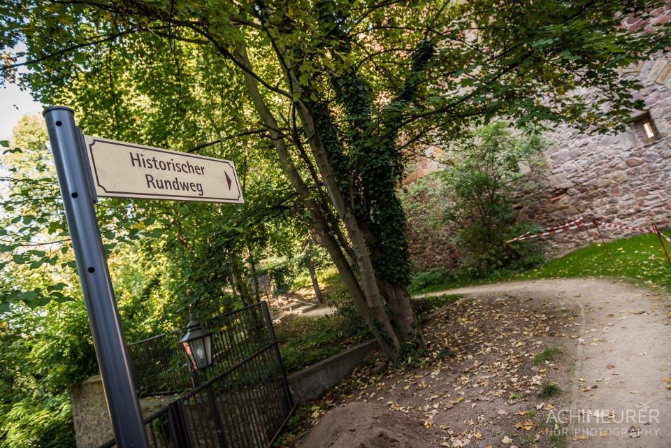 Historischer Rundgang Burgensemble Meißen