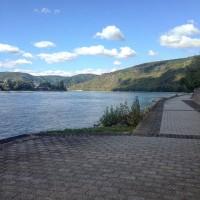 Schifffahrt auf dem Rhein mit der KD