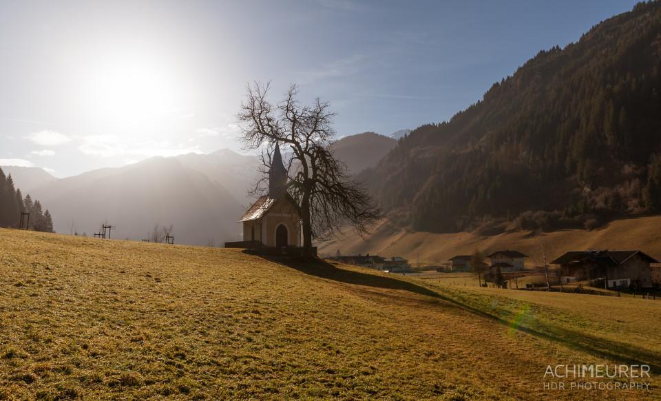 Kapellenweg in Großarl