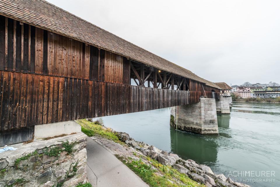 Alte Holzbrücke Bad Säckingen