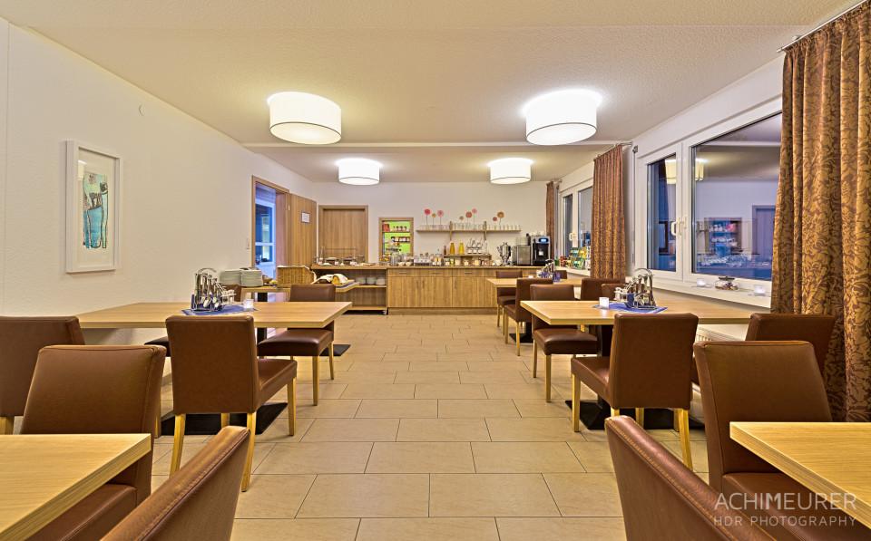 Frühstücksraum Hotel St. Fridolin