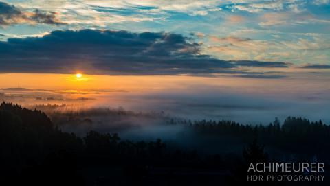 Sonnenaufgang Schwarzwald