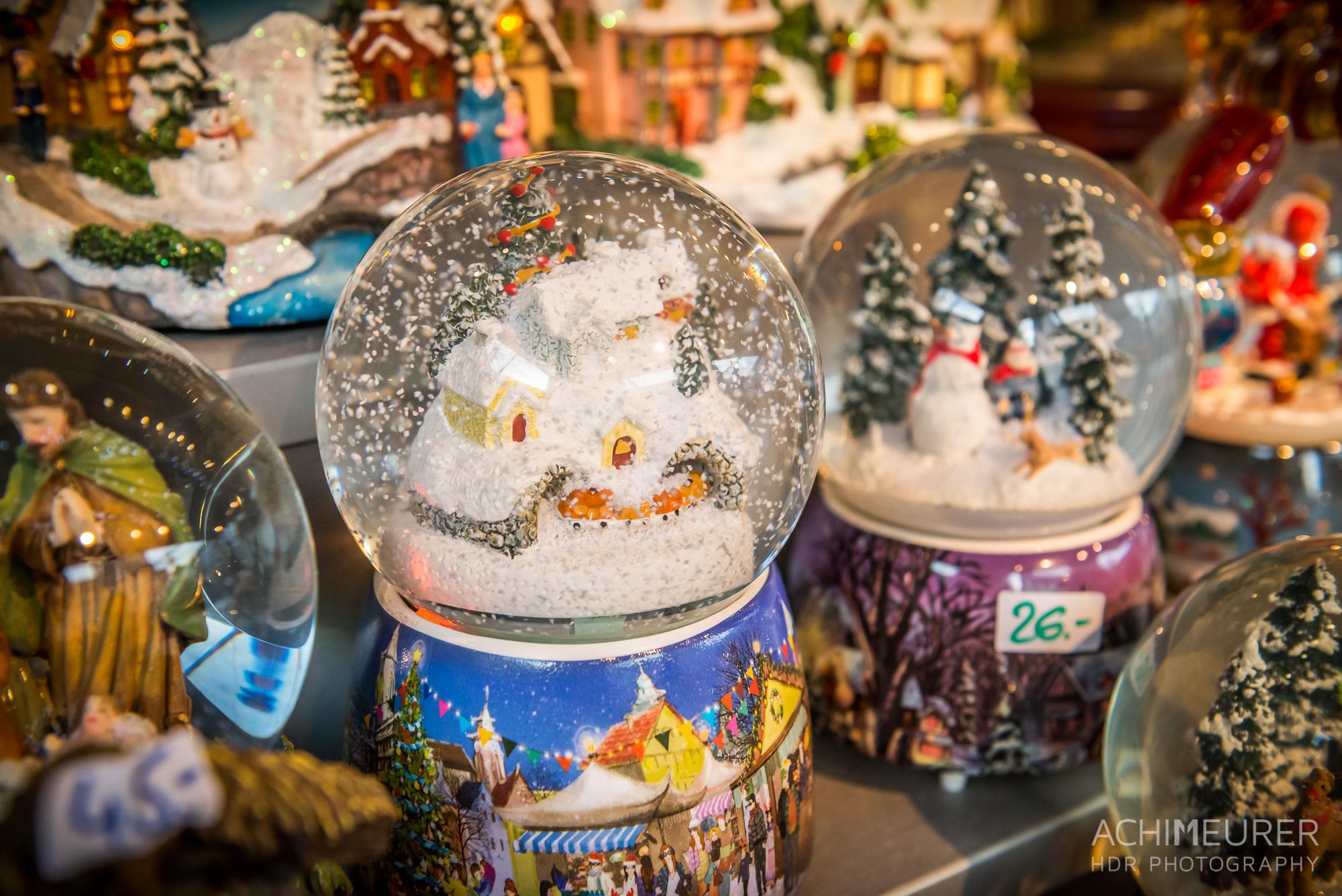 Weihnachtsmarkt Salzburg Schneekugel