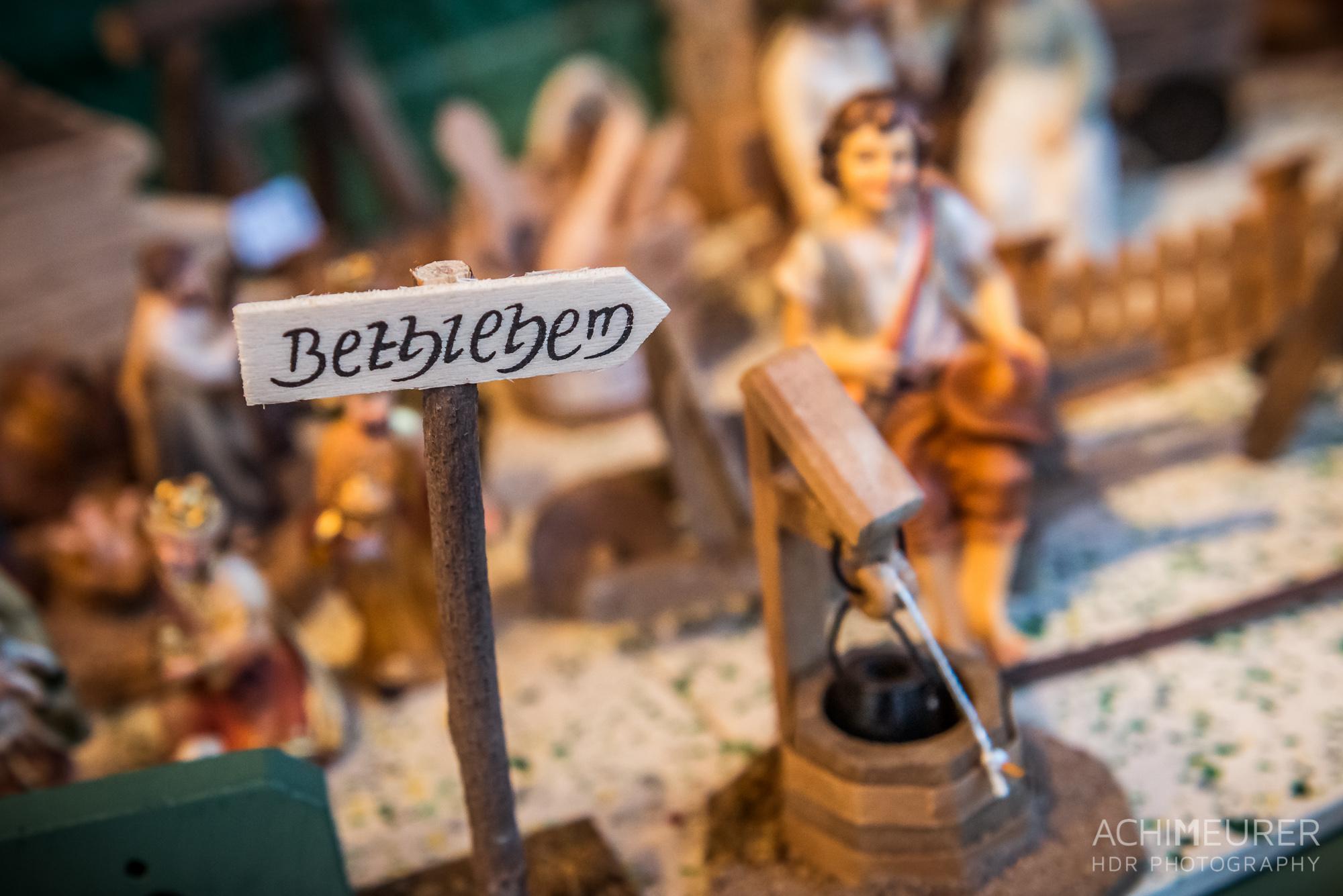 Weihnachtsmarkt Schloss Hellbrunn