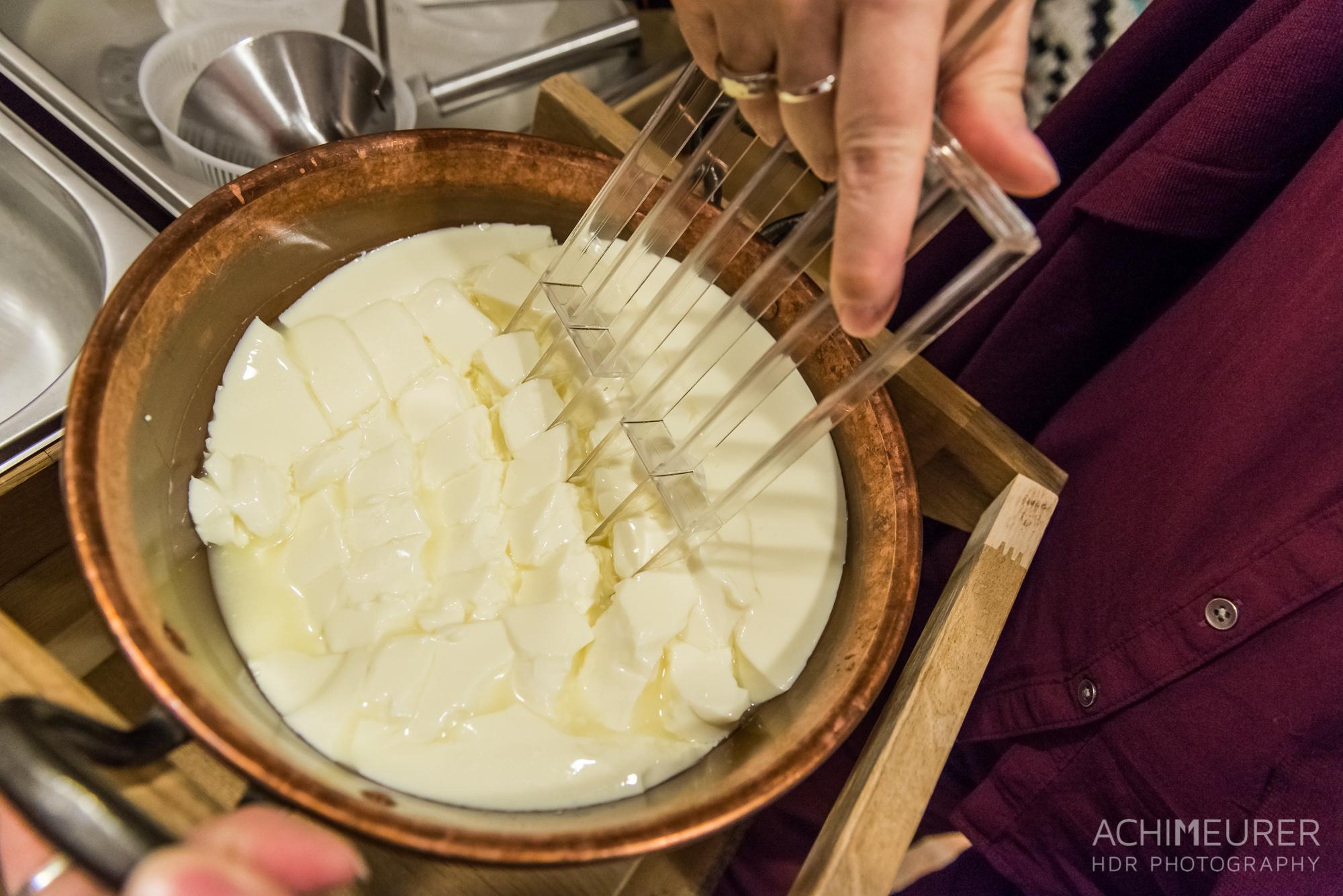 Käse selbst machen Fürstenhof