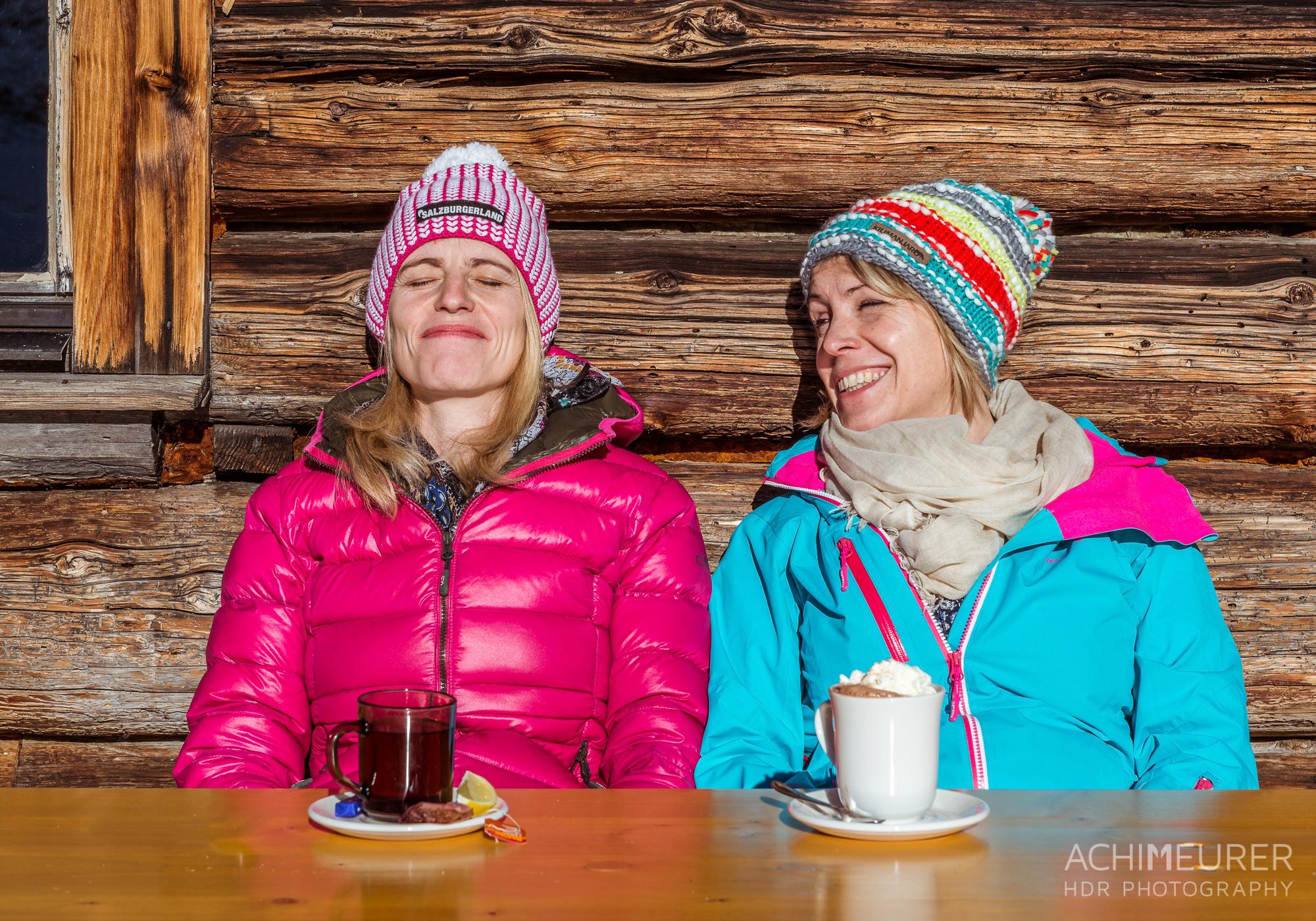 Hüttenspaß auf der Rottenhofhütte