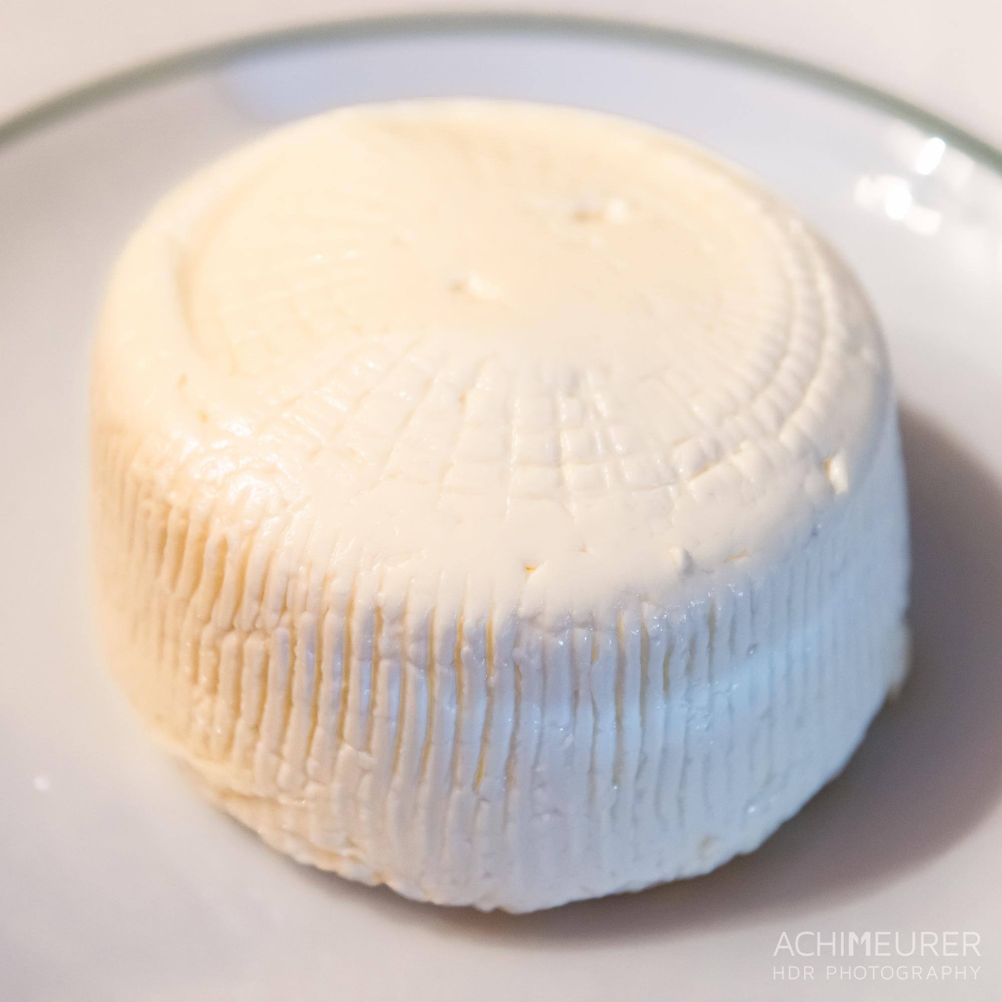 fertiger selbst gemachter Käse