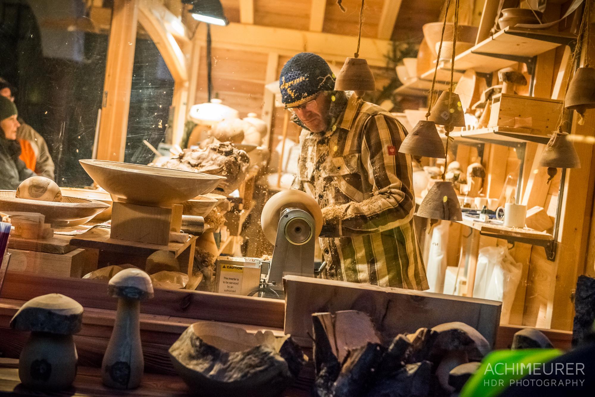 Weihnachtsmarkt Salzburg Stern-Bräu