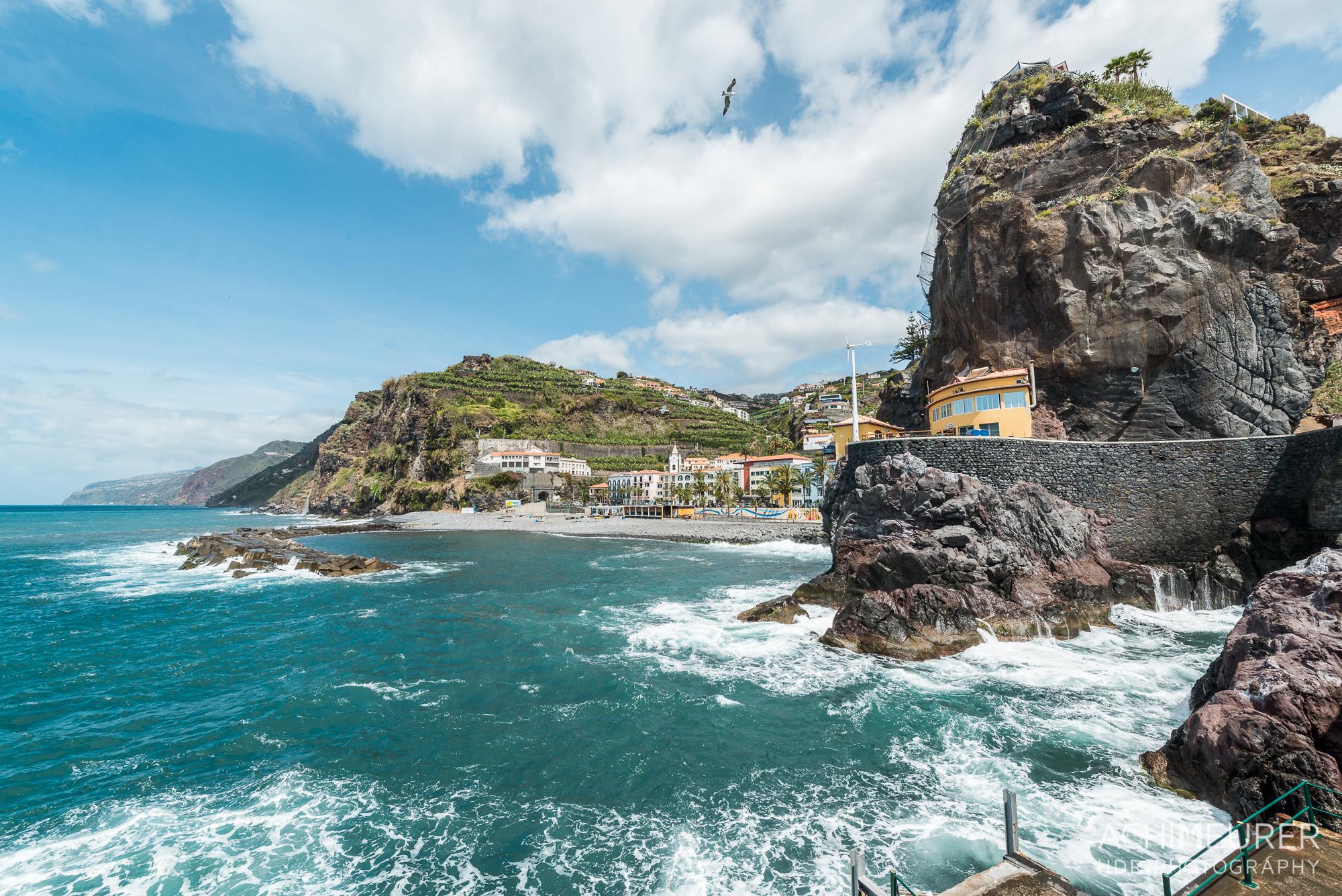 Madeiras Westküste mit dem Mietwagen