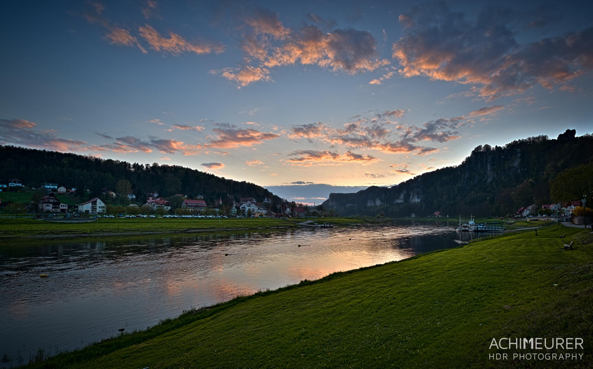 Saechsische-Schweiz-Rathen-Sonnenuntergang_8431