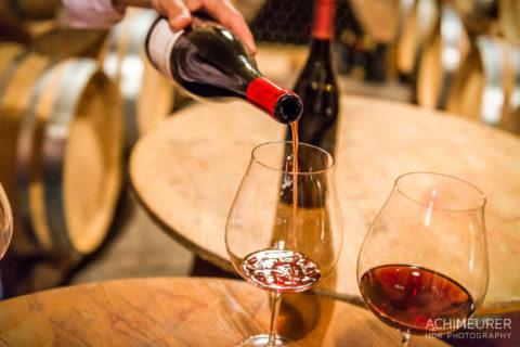 Eine ganze Region ist Wein