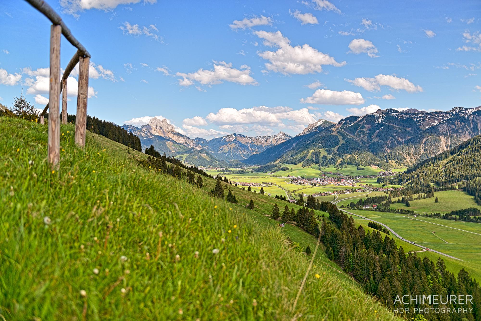 Tannheimer-Tal-Fruehling-Landschaft-Wiese-Blumen_2062_61_60_59_58_HDR