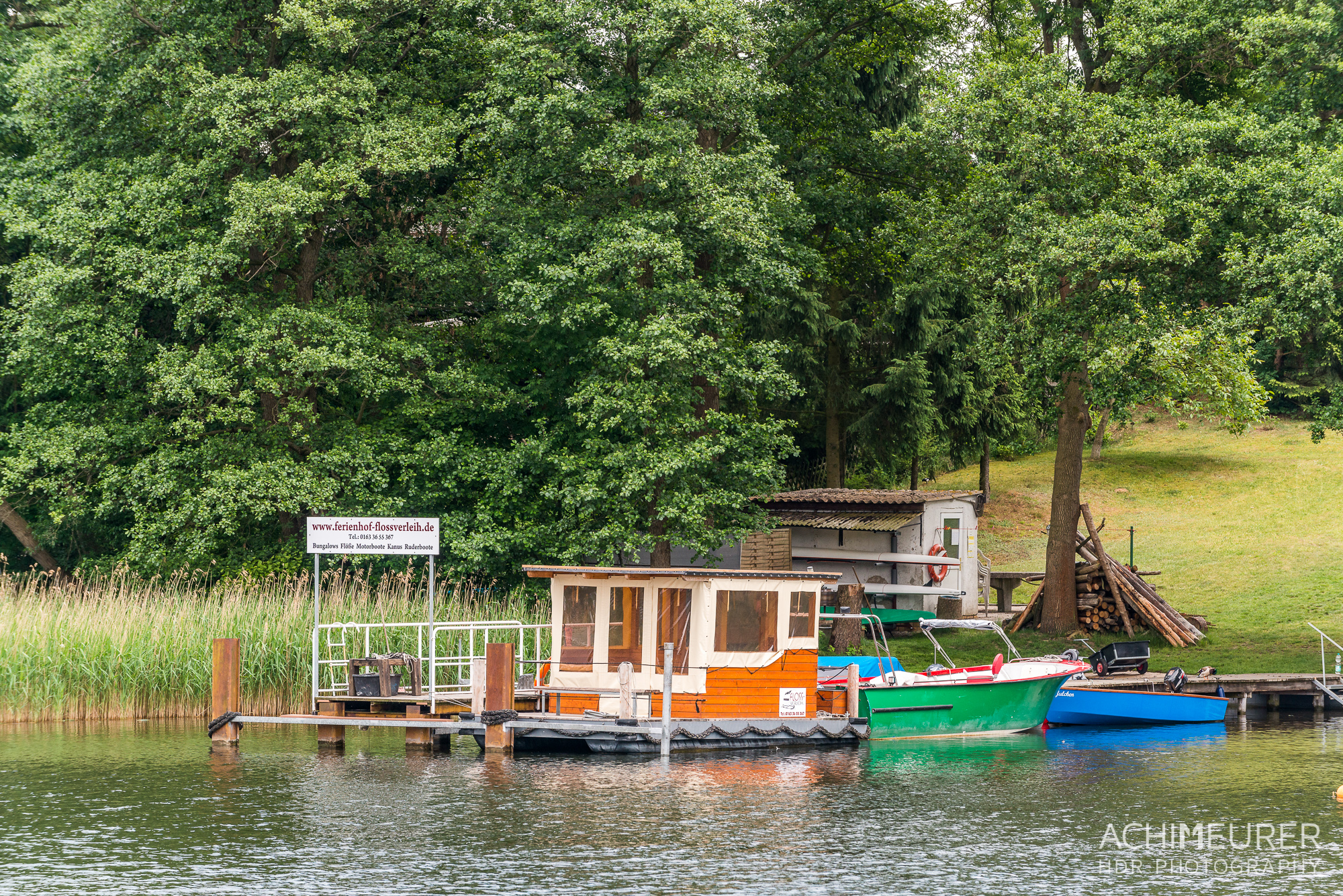 Hausboot-Kuhnle-Mueritz-Mecklenburg-Vorpommern-See_2756