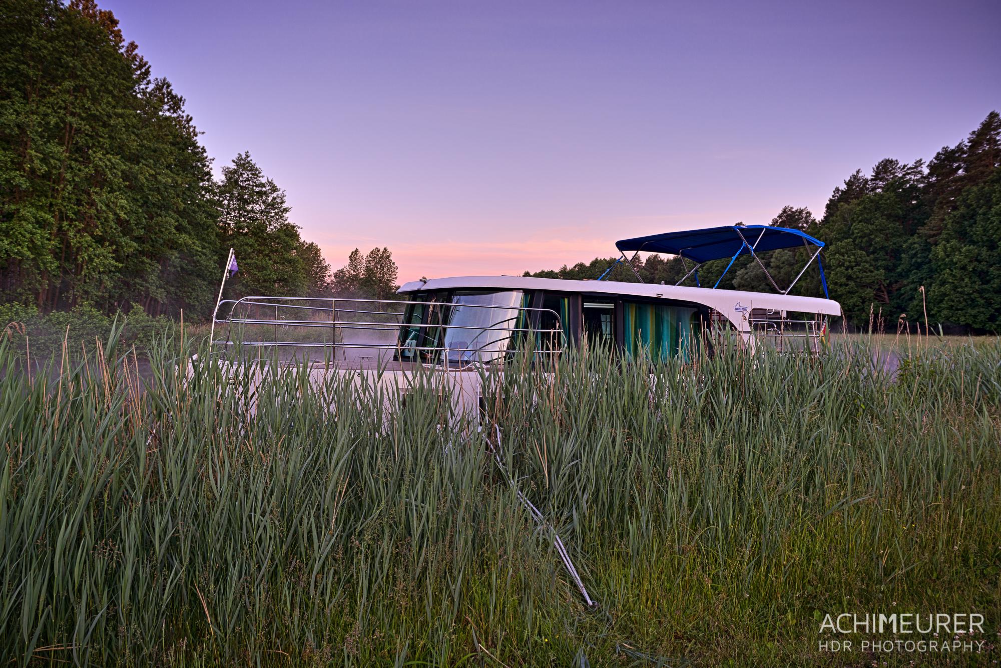 Hausboot-Kuhnle-Mueritz-Mecklenburg-Vorpommern-See_3390_89_88_87_86_HDR