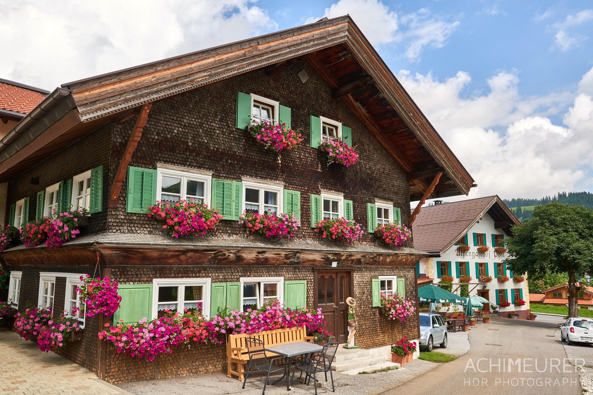 Tannheimertal-Sommer-Ortsansichten_8248