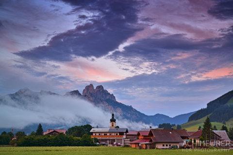 Woche 60: immer noch im Tannheimer Tal