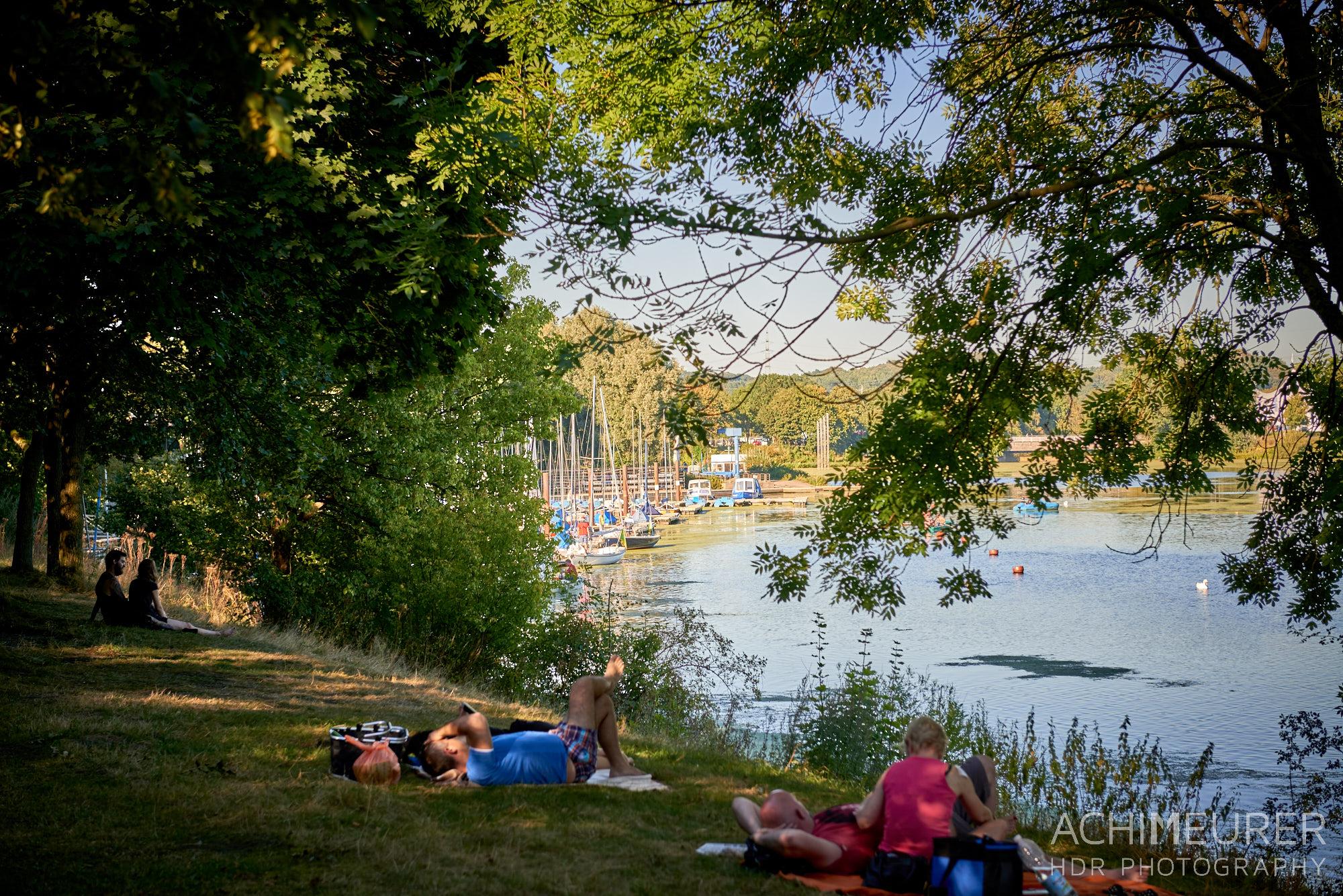 Freizeit & Erholung am Kemnader See in Bochum, Ruhrgebiet