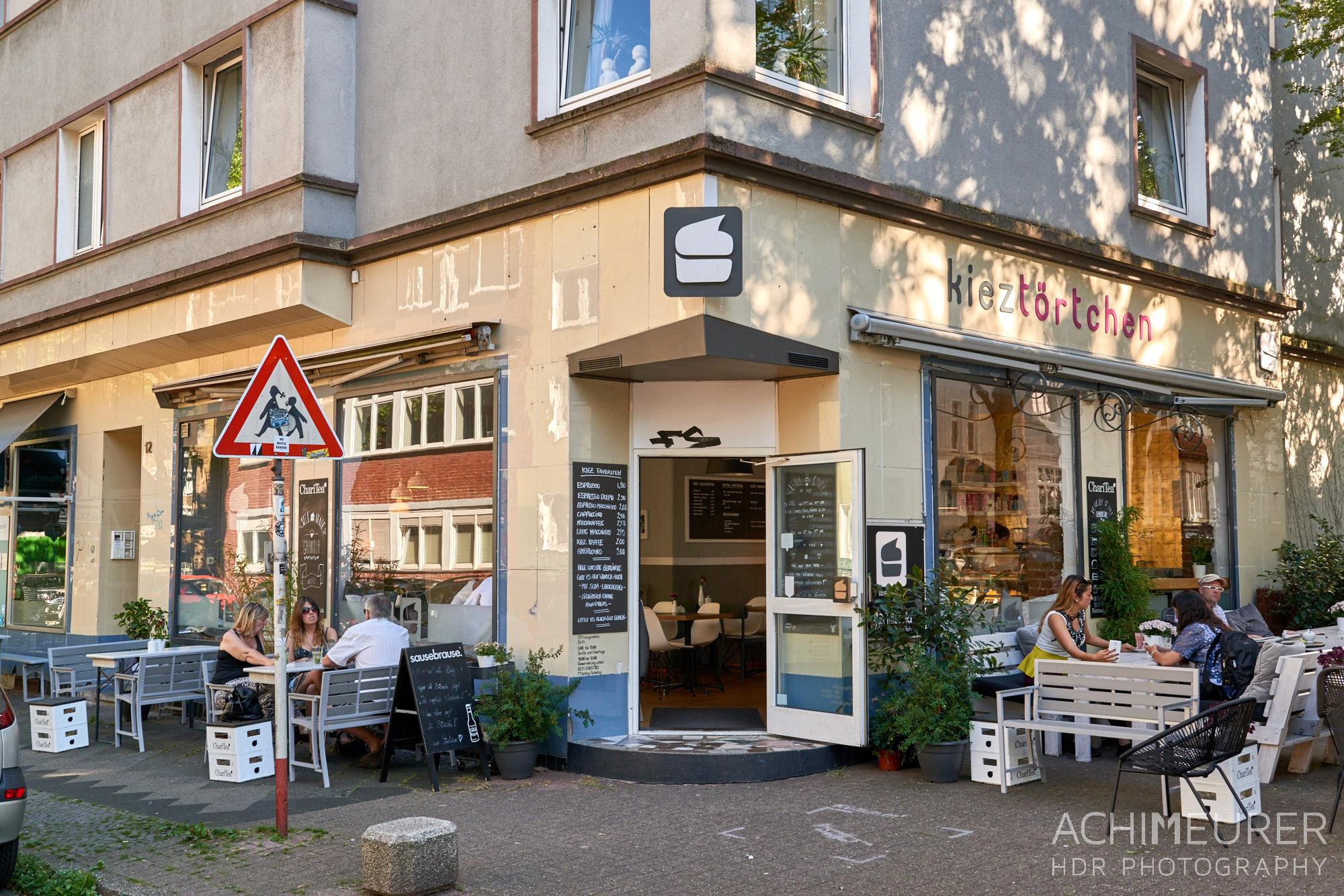 Stadtansichten Dortmund Kreuzviertel Ruhrgebiet