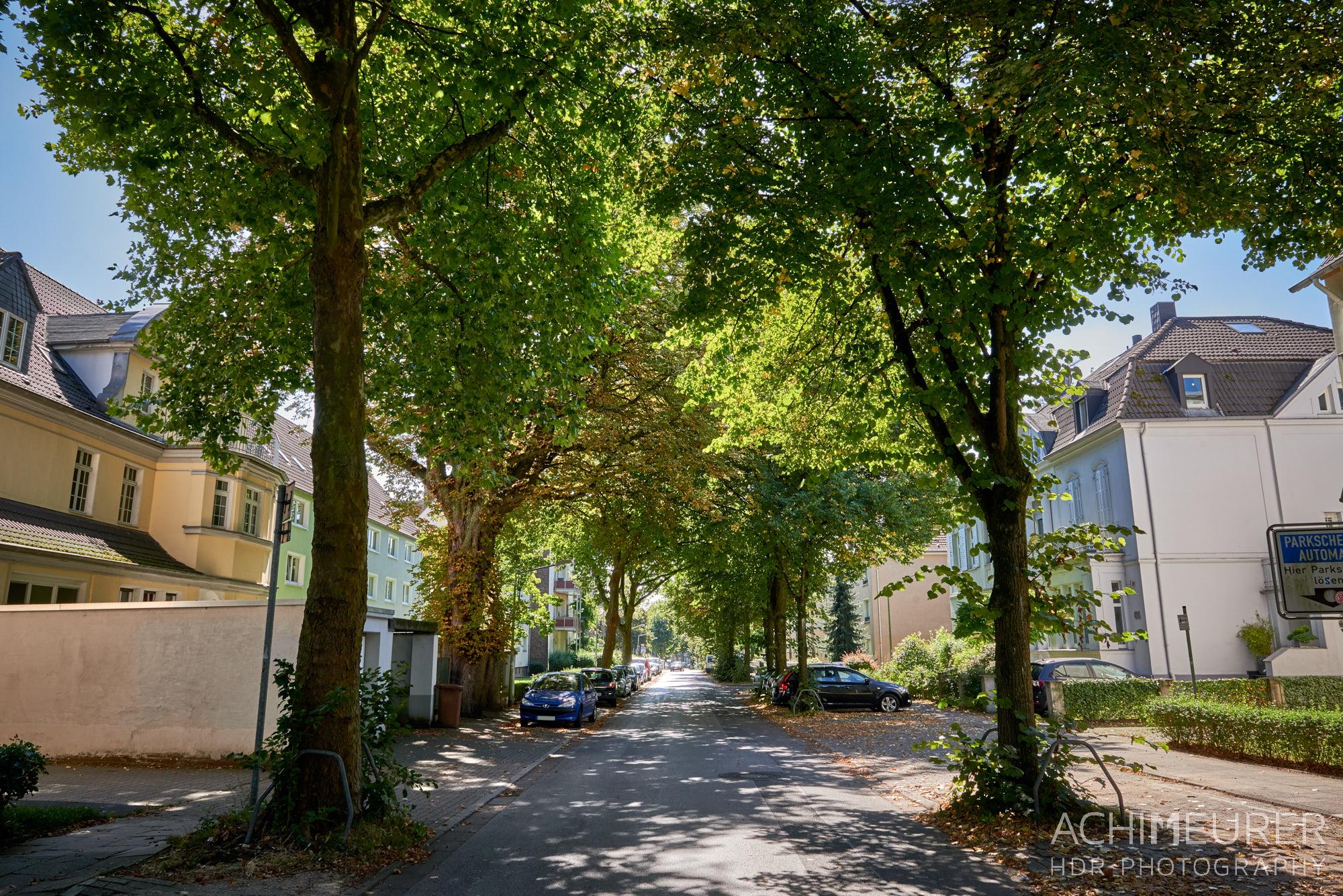 Essener Viertel Rüttenscheid, Stadtansichten Ruhrgebiet