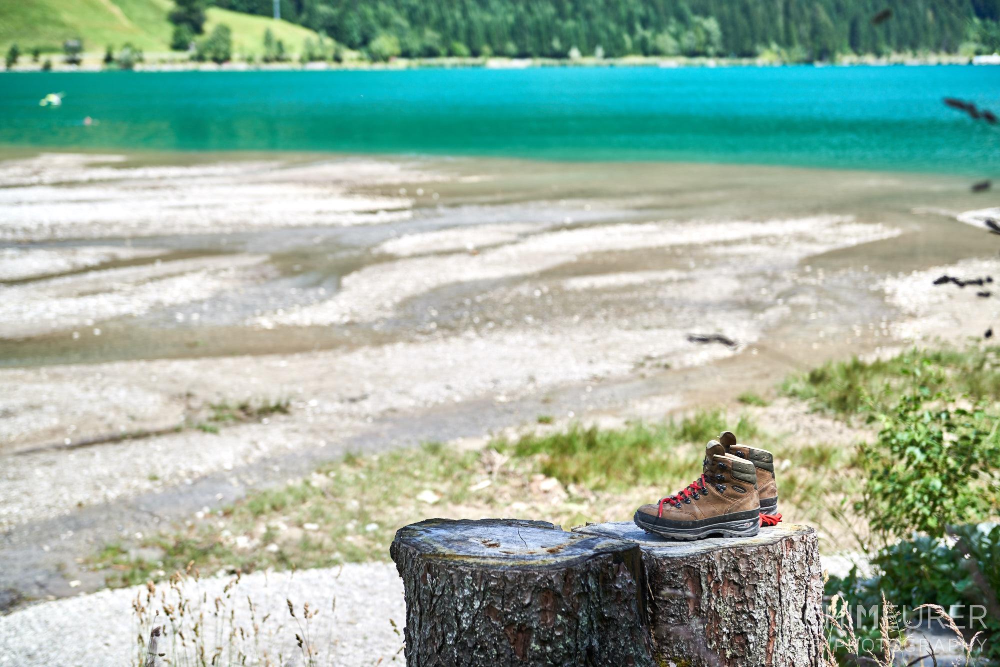 Sommerwandern im Tannheimer Tal im Vergleich zu Winterwandern