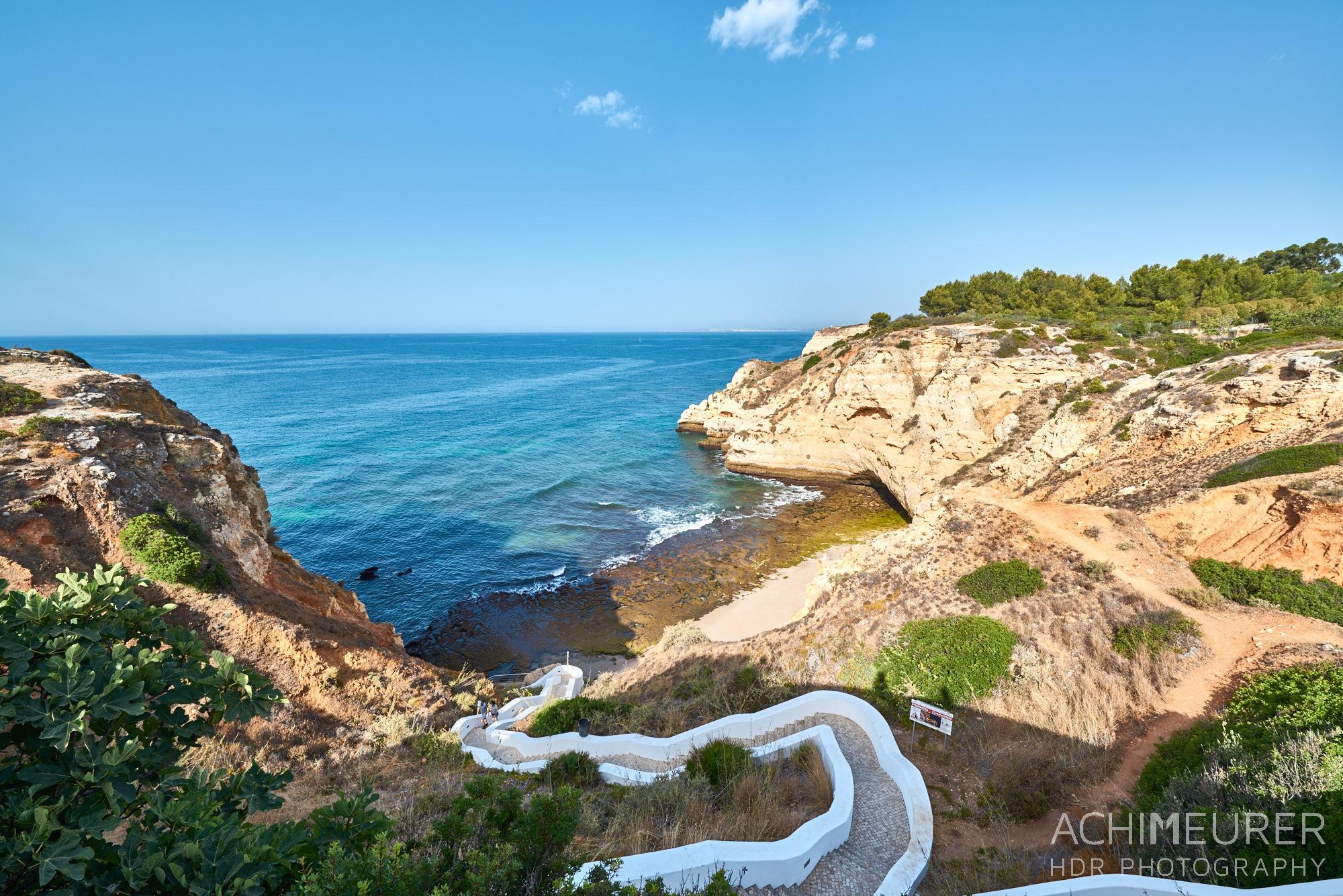 Die Algarve - Portugals Küste