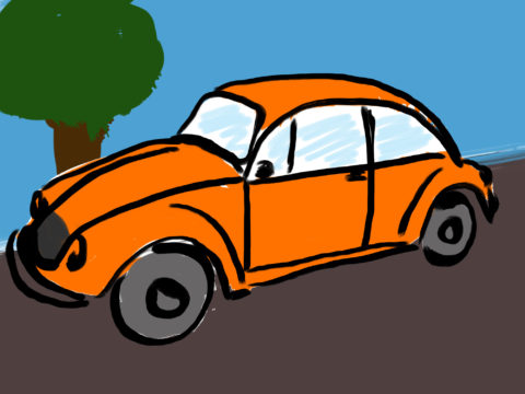 Blogparade #MeinErstesAuto – Ein Käfer namens Oskar
