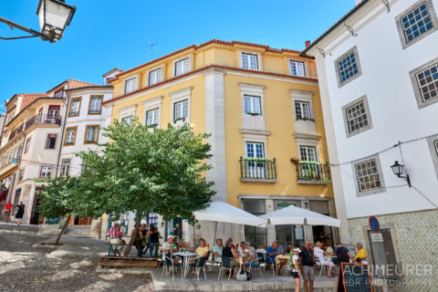Die Stadt Coimbra in Portugal by AchimMeurer.com .