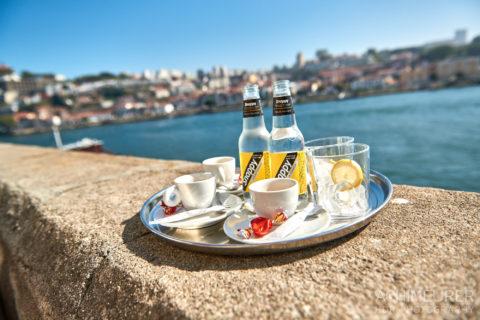 Kaffee, Bica - Die Küstenstadt Porto im Norden von Portugal by AchimMeurer.com .
