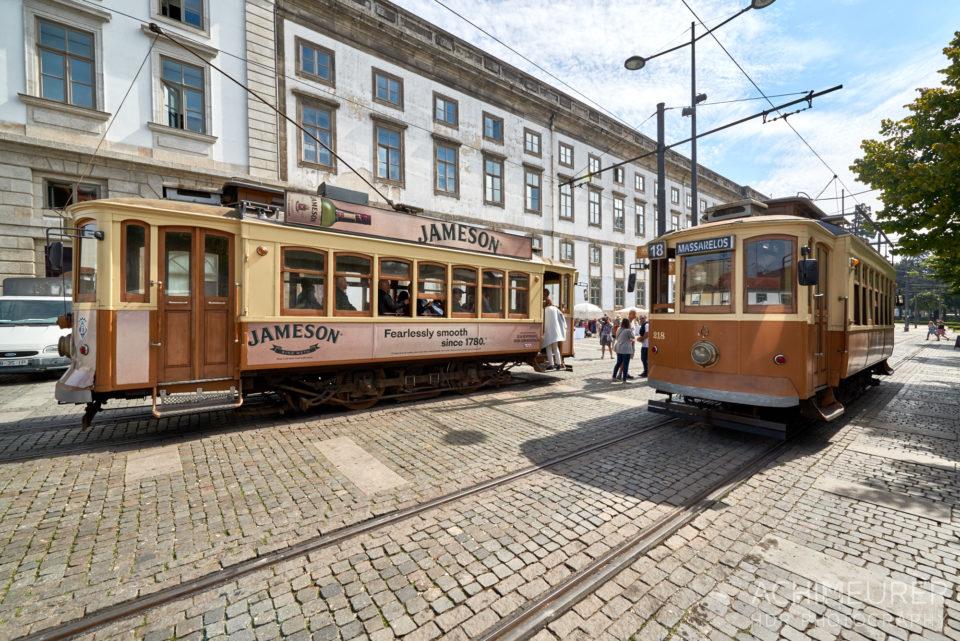 Stadtansichten Porto, Portugal by AchimMeurer.com .