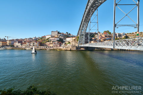 Die Stadt Porto in Portugal by AchimMeurer.com .