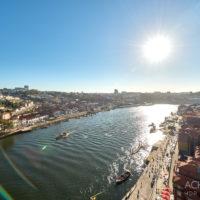 Die Stadt Porto in Portugal by AchimMeurer.com                     .